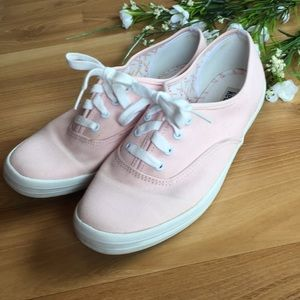 Keds pink breast cancer edition size 7